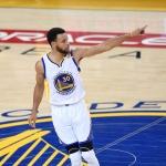 [NBA 콘퍼런스 파이널] '3점슛 18개 폭발' GSW, 서부 2차전 완승(영상)