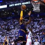[NBA 콘퍼런스 파이널] '르브론-러브 70점 합작' CLE, BOS에 기선 제압 성공(영상)