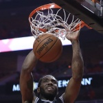 [NBA] 샌안토니오 팬, 카와이 레너드 다치게 한 상대 선수 고소