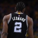 [NBA 콘퍼런스 파이널] '레너드 공백' SAS, 맥없이 물러난 서부 강호(영상)