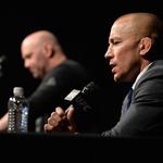 [UFC] GSP가 비스핑과 10월 이후 싸우겠다고 한 이유는?