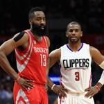 "[NBA] 제임스 하든, ""크리스 폴은 행복하지 않았어"""