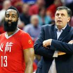 [NBA] '리더가 아니다' vs '광대 같은 사람' 순식간에 틀어진 사제 관계