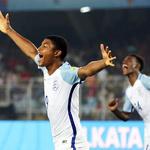 "[SPO 이슈] 잉글랜드, U-17 월드컵 '첫 결승' 이끈 브루스터에 대한 ""말, 말, 말"""