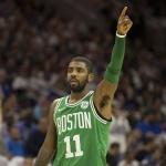 [NBA] '어빙-호포드 45점 합작' BOS, OKC전 역전극으로 7연승