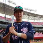 [SPO 시선] '우타 거포' 김민혁의 성장세, 두산은 반갑다