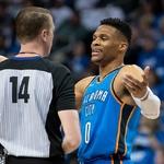 [NBA PO] '25점 차 역전승' OKC, 벼랑 끝에서 살아남다