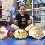 TFC 女챔프 장웨일리 UFC 진출…8월 다니엘 테일러와 대결
