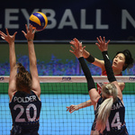 [VNL] '어린 선수 투입' 한국, 네덜란드에 0-3 완패