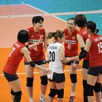 [VNL] 한국, 최하위 아르헨티나에 0-3 패…상대에 첫 승 헌납