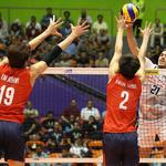 [VNL] 한국, '아시아 최강' 이란에 1-3 패…1승 12패
