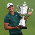 [PGA] '메이저 킹' 켑카, US오픈에 이어 챔피언십도 우승