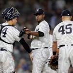 [ALDS] 양키스, PS 54시즌 역사상 가장 치욕스러운 날