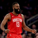 [NBA 올스타⑨] '2년 연속 MVP?' 제임스 하든, 득점의 신기원을 열다