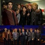 NCT 127, '제임스 코든쇼'서 환상 무대+센스 있는 입담… 美 시청자 매료