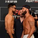 [UFC] 야이르 '킥' vs 스티븐스 '펀치', 22일 화력전 예고