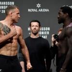 [UFC] 자카레 잡은 허만손 vs 앤실 꺾은 캐노니어