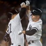 [ALDS] '르메이휴 1홈런 4타점' 양키스, 대승으로 가을 시작