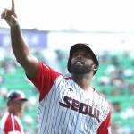LG 페게로, 정규시즌 9월 MVP 선정