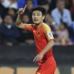 [A매치 REVIEW] '2경기 12골 폭격' 중국, 괌 7-0 대파…우레이 1골 1도움