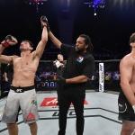 [UFC] 마이아, 아스크렌에게 초크승…아스크렌 충격의 2연패