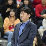 "[SPO TALK] 권순찬 감독 ""김학민, 확실히 잘하는 선수…강심장이다"""