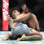 [UFC 부산] 투혼의 마동현, 0-3 판정패…UFC 3연패 수렁