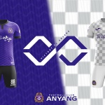 FC안양, 조마코리아와 함께한 2020 시즌 유니폼 공개