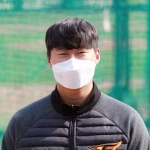 "[SPO 현장인터뷰] 신인 남지민, ""가장 까다로운 타자는 김태균 선배"""