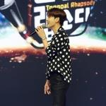 [LIVE 포토]세븐 '노래 부르는 모습, 오랜만이죠?!'