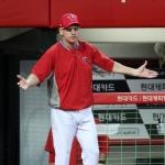 "[SPO 광주] 윌리엄스 감독, ""임기영 보크 논란, 선수들도 숨 쉰다"""