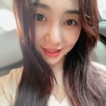 'AOA 지민 저격' 끝낸 권민아, 눈에 띄게 밝아진 근황…싱그러운 미소