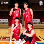 KGC인삼공사, 2020-21시즌 유니폼 공개…기존 후원 업체와 연장 계약