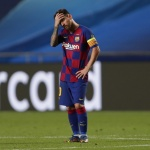 "EPL 이적설 메시 ""바르셀로나 다신 안 뛰어"""