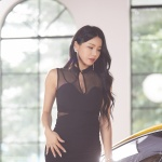 [LIVE 포토]유튜버 아리샤, 섹시 블랙 드레스