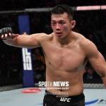 "UFC 3연승 노리는 정다운…""누구와 싸워도 이길래요"""
