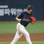 PS 데뷔전에서 KS 승리까지! NC 송명기, KS 4차전 MVP 선정