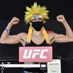 UFC에 나루토가 나타났다?!…파이터들의 기상천외 코스프레