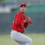 "MLB.com ""김광현 3선발""…STL 개막전 선발투수 플래허티"