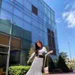 '170cm·51kg' 나나, 저 발목으로 걸어다니네…세계 미녀 1위 클래스