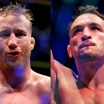 'UFC 라이트급 빅매치' 개이치 vs 챈들러, 11월 추진 중