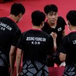 [SPO 도쿄] 중국 탁구, 단체전도 '올킬'…한국이 막아 세워야 한다