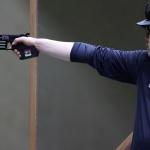 [SPO 도쿄] 한대윤 해냈다!…韓 속사권총 사상 첫 결선행