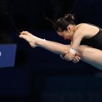 [SPO도쿄]권하림, 다이빙 여자 10m 플랫폼 19위…준결선 진출 좌절