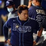 [TB 게임노트] '최지만 3삼진' TB 통한의 역전패…보스턴 3연패 탈출