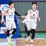 [KBL컵] 한국가스공사, 상무 꺾고 첫 공식전 승리…LG는 KCC 제압