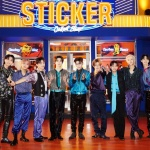 NCT 127, 정규 3집 '스티커' 판매량 215만장 돌파…일주일 만에 더블 밀리언셀러