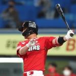 [SPO 광주] 최정, 이승엽 이어 역대 2번째 통산 400홈런 대기록