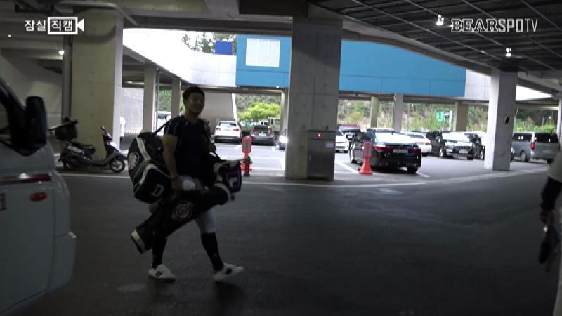 [BearSpotv] 올스타 전야 행사에 참석한 두산베어스 선수들